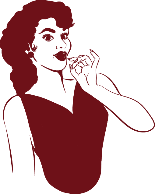 Big Betty Sassy Wine Drinker Graphic