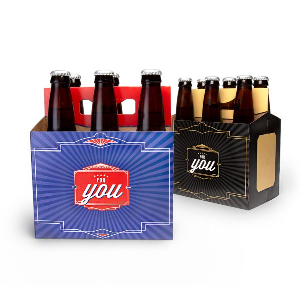 Fill your own Brews for You 6-pack Carrier